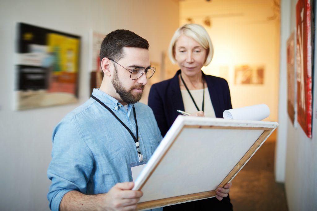 Les différents éléments à savoir avant d'acheter une œuvre d'art